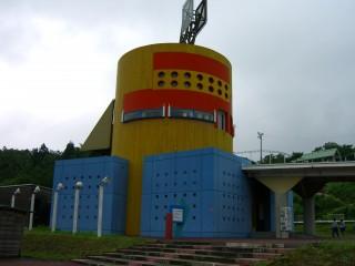 紙の美術博物館タワー